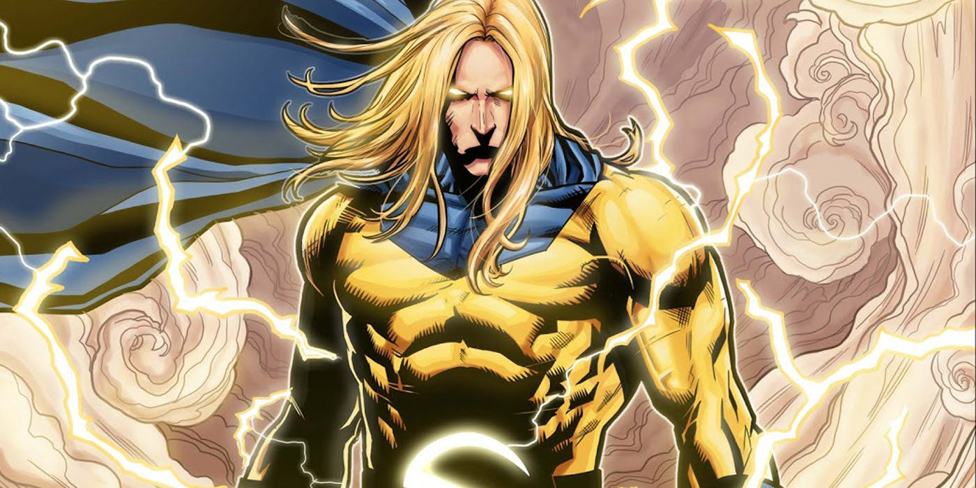 The Sentry: Super Power Play-By-Play | Sideshow Collectibles