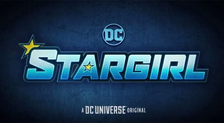 DC Reveals Stargirl Logo and Series Plans