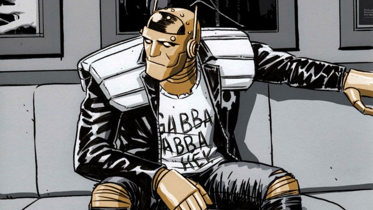 Brendon Fraser Cast in DC's Doom Patrol