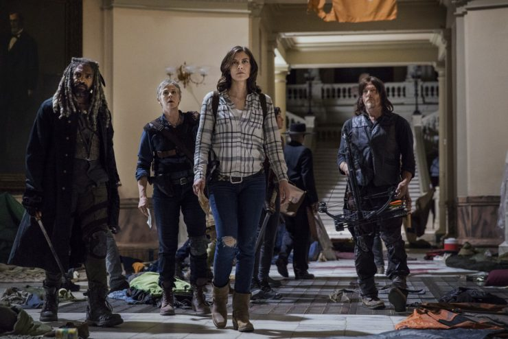 The Walking Dead Season 9 New Images