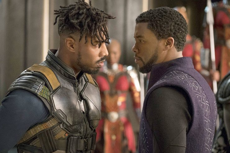 Marvel Debuts its Black Panther Campaign for the 2019 Oscars