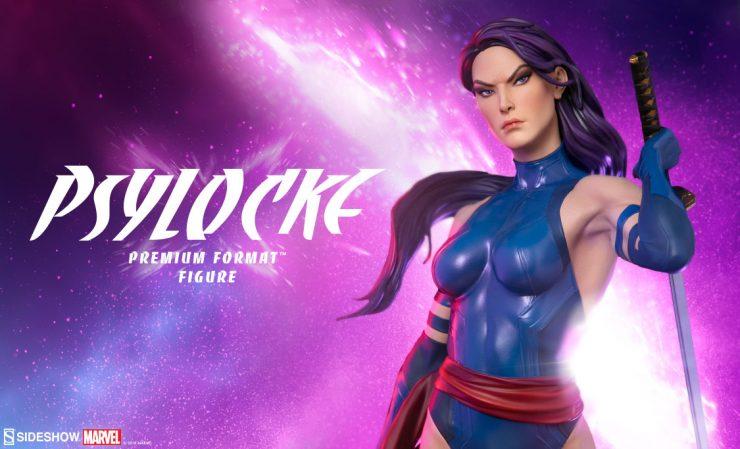 Psylocke Premium Format Figure