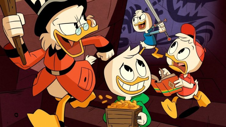 DuckTales Renewed for Season 3 with Disney Channel