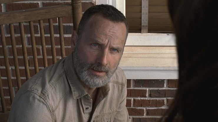 AMC Teases the Final Episodes of Rick Grimes
