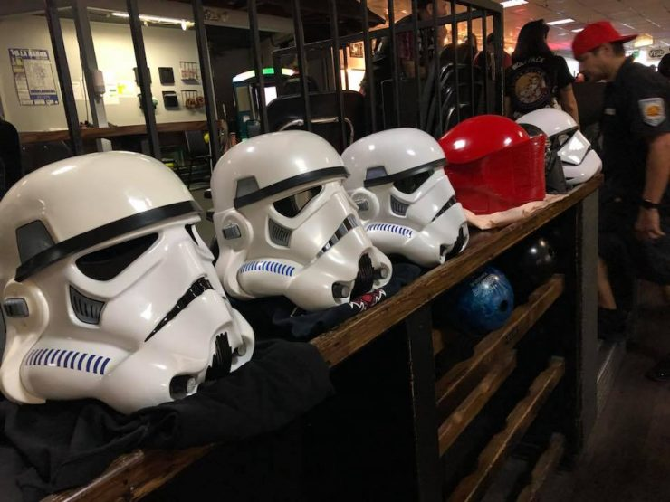 Sideshow's Week in Geek- Bowling With Buckets