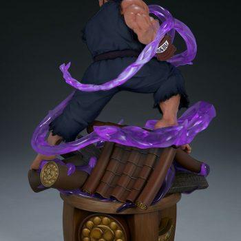 Evil Ryu Ultra 1:4 Scale Statue