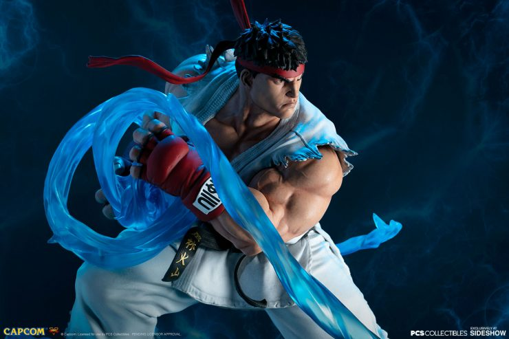 Ryu and Evil Ryu Ultra 1:4 Scale Statues from PCS Collectibles- Choose Your Fighter!