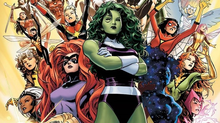 Allan Heinberg Developing Female-Led Marvel TV Series for ABC