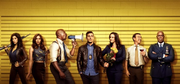 Brooklyn Nine-Nine Gets Additional Five Episodes