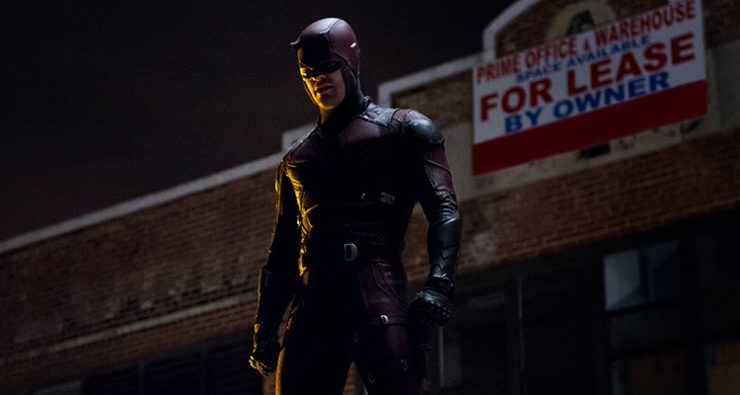 Daredevil Season 3 Teaser Revealed