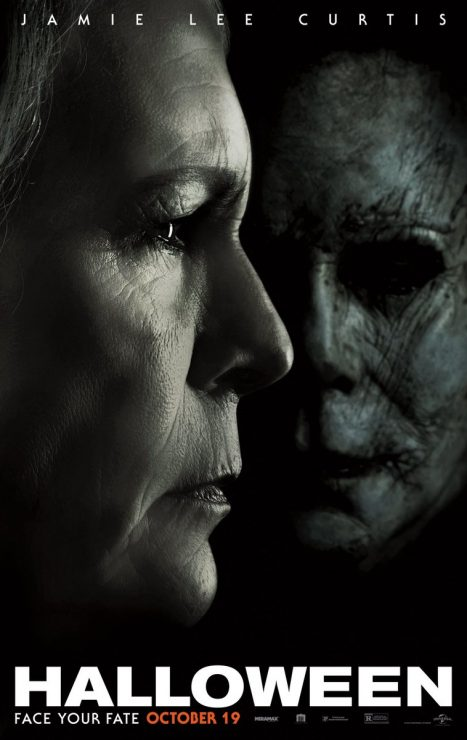 New Halloween (2018) Trailer and Poster