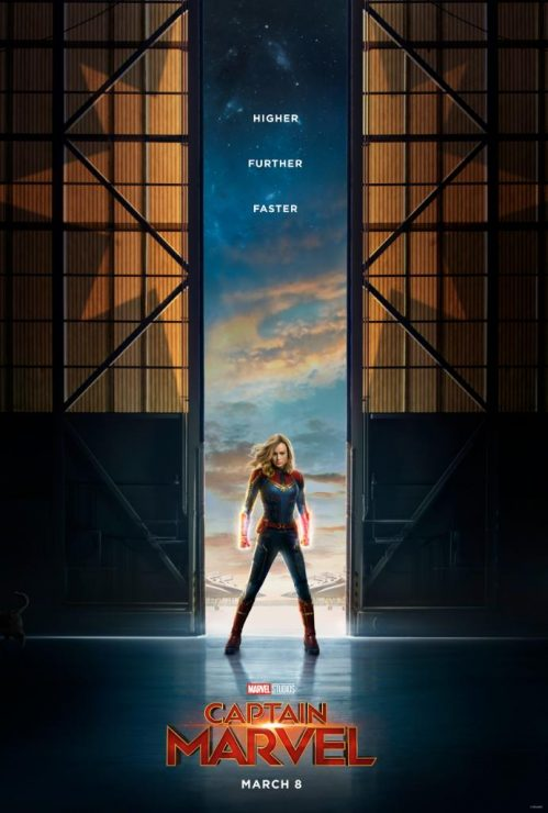 Things You Might Have Missed in the Captain Marvel Trailer