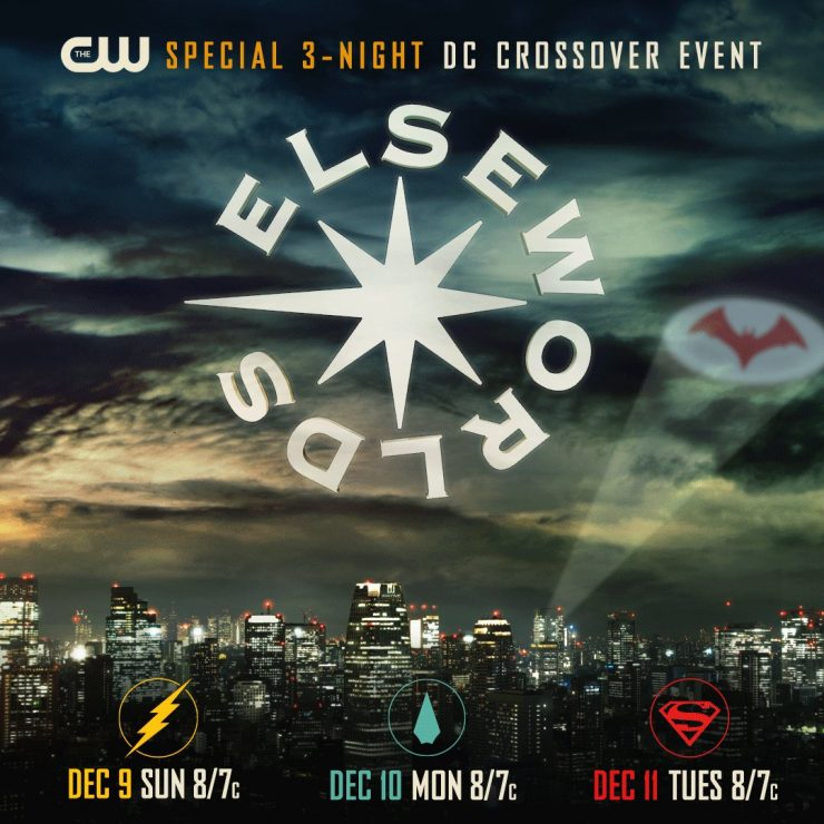 DC Announces CW Crossover Called Elseworlds