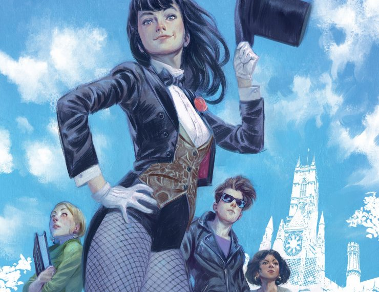 Unsung Heroes Spotlight- Zatanna Zatara