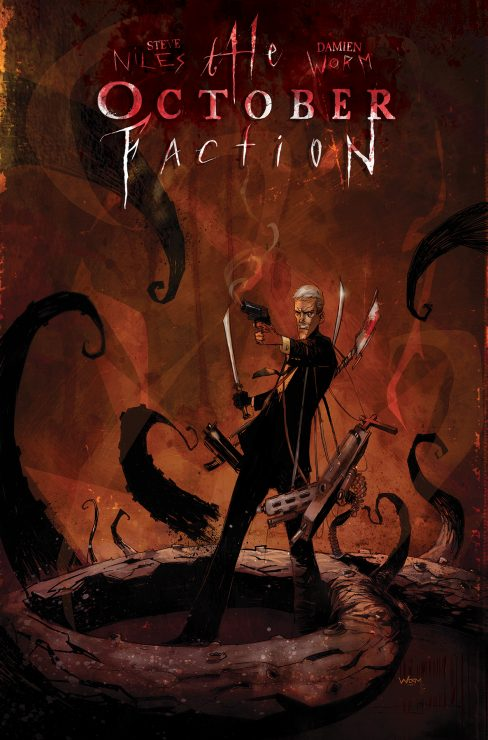 Netflix Developing October Faction Series