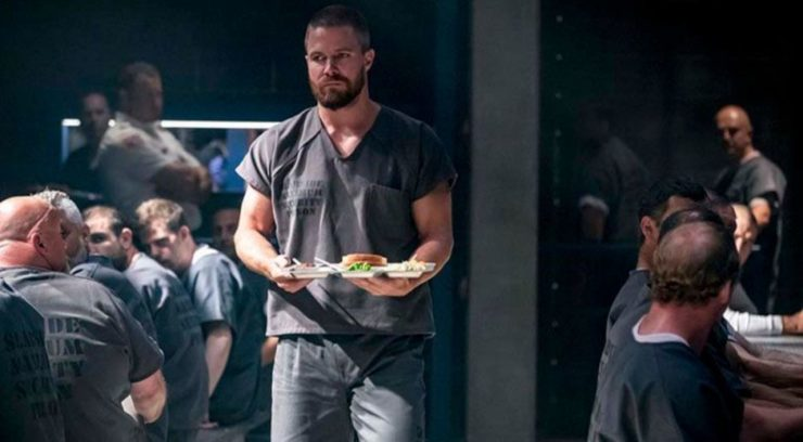 CW Releases Arrow Season 7 Trailer