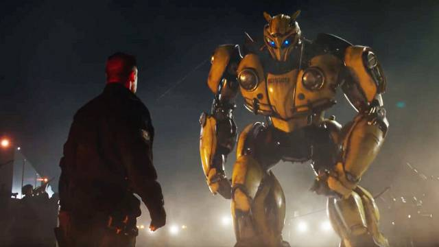 Paramount Releases New Bumblebee Trailer