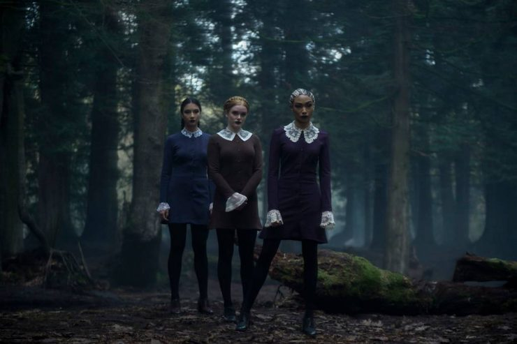 New Chilling Adventures of Sabrina Character Photos