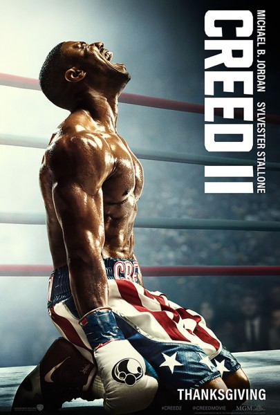 Creed II New Trailer and Poster Debut