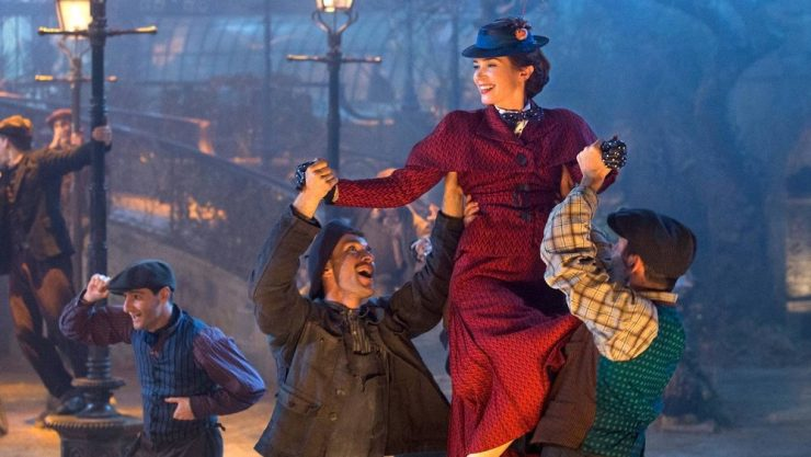 Disney Releases Full Mary Poppins Returns Trailer
