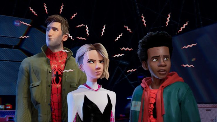 Spider-Man: Into the Spider-Verse new Sneak Peek