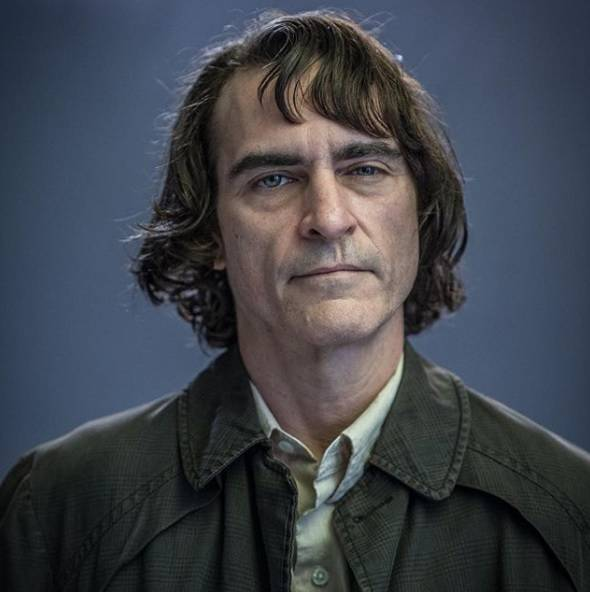 Todd Phillips Shares First Look at Joaquin Phoenix's Joker