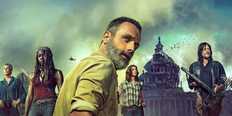 The Walking Dead Season 9 Premiere Gets 90 Minute Runtime