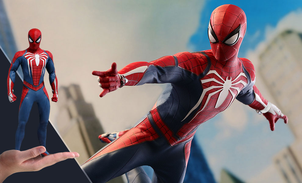 Sideshow S Week In Geek Spider Man Ps4 Sideshow Collectibles