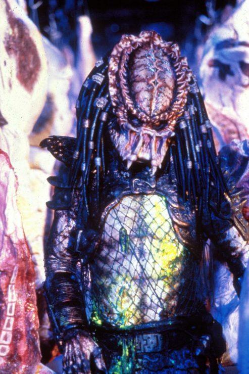 Stan Winston school Predator