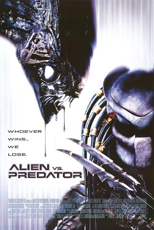 AVP movie poster