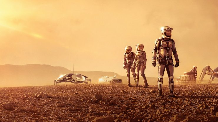 NatGeo's Mars Returns for Second Season in November