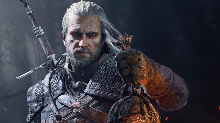 Henry Cavill to Star in The Witcher on Netflix