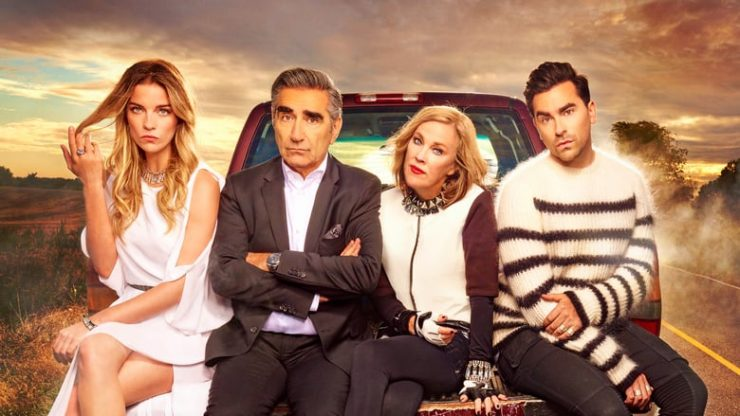 10 Hidden Gems on Netflix- Schitt's Creek