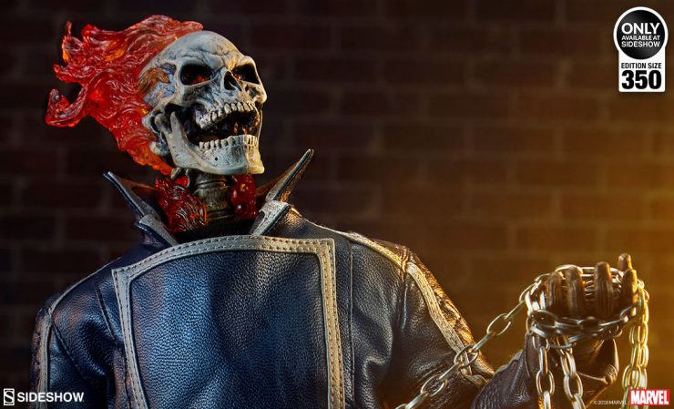 Ghost Rider – Classic Variant Sixth Scale Figure