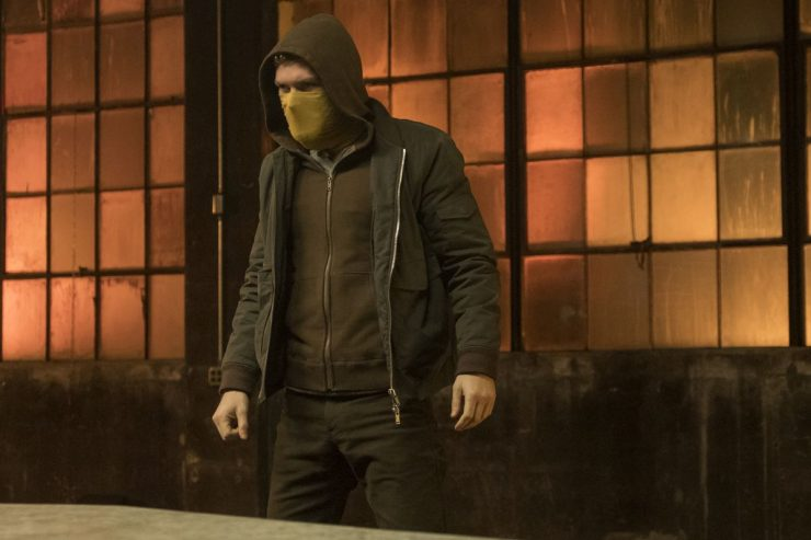 Marvel and Netflix Cancel Iron Fist Series After Two Seasons