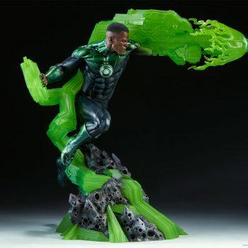 Green Lantern John Stewart Premium Format™ Figure