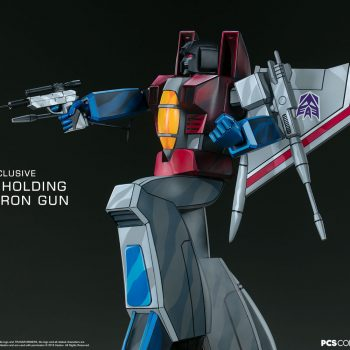 Starscream G1 Museum Scale Statue