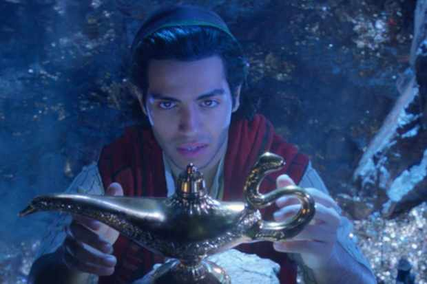 Disney Posts Live-Action Aladdin Teaser