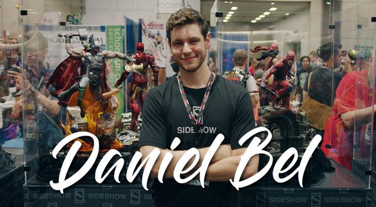 Meet Sideshow Sculptor Daniel Bel