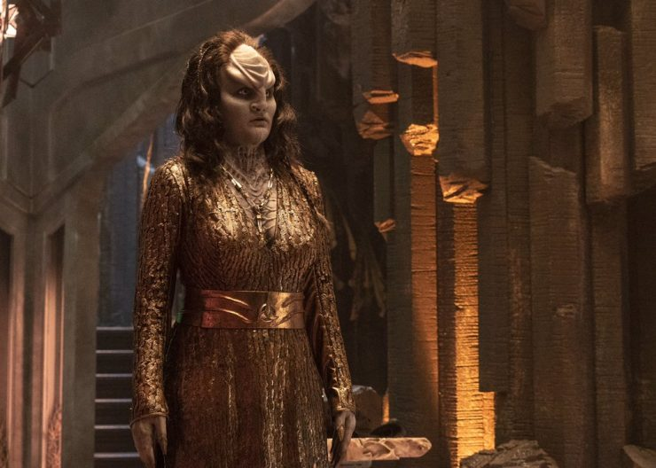 Mary Chieffo Teases New Star Trek: Discovery Klingon Design