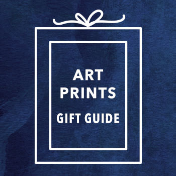 Art Print Gift Guide Collectibles