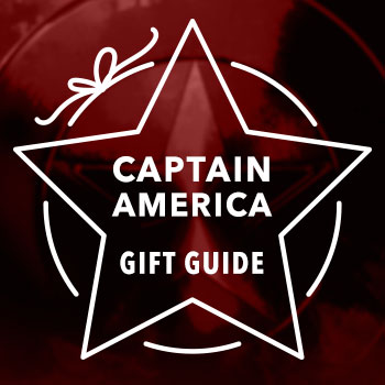 Captain America Gift Guide Collectibles
