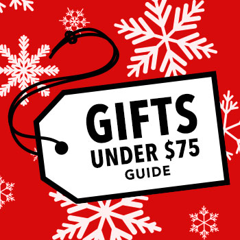Under $75 Gift Guide Collectibles