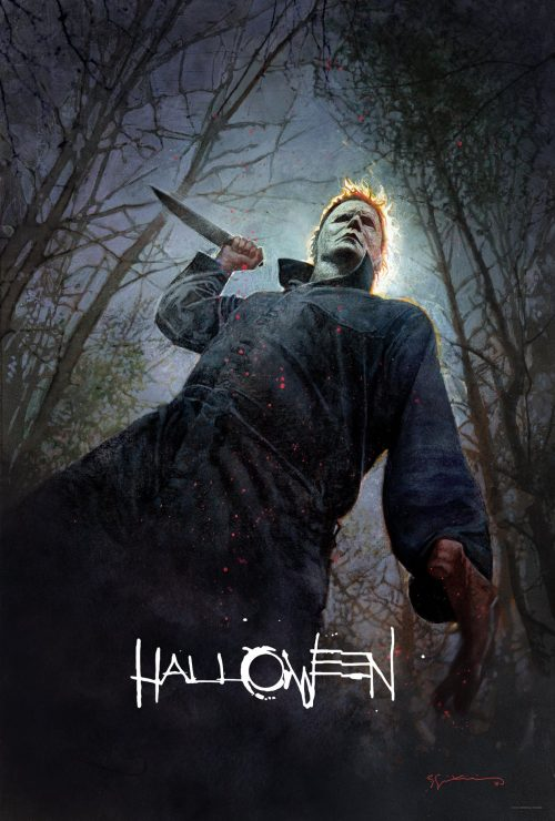 Halloween Slashes to Top Box Office Spot