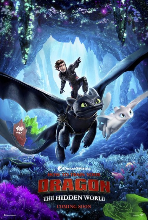 How to Train Your Dragon: The Hidden World New Trailer