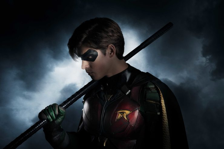 New Titans Trailer DC Universe
