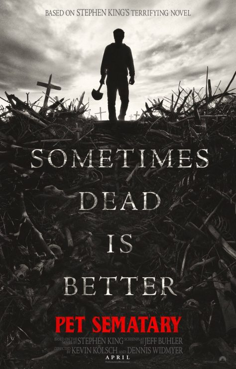 New Pet Sematary Poster and Trailer