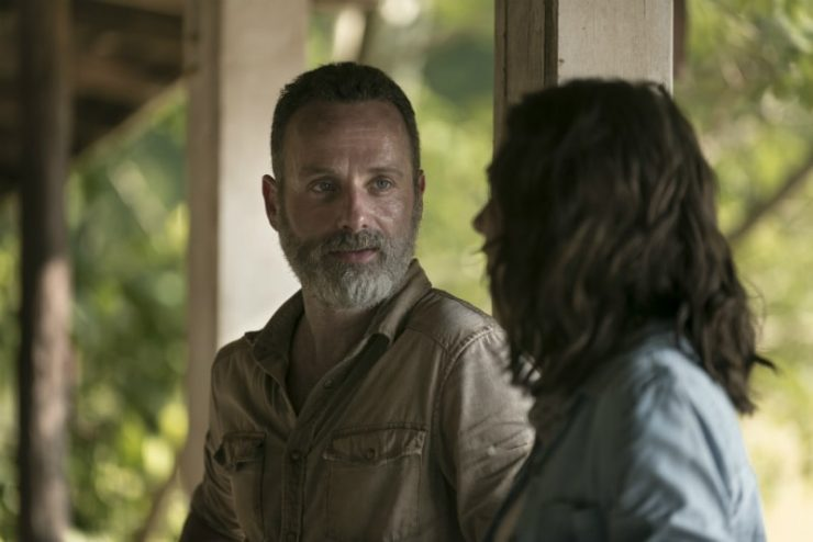 AMC Teases Final TWD Episode Featuring Andrew Lincoln as Rick Grimes