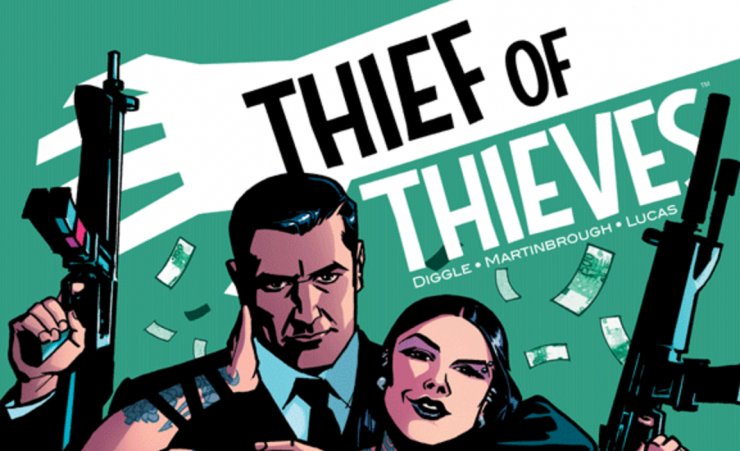 Skybound Developing Thief of Thieves, Think Tank, Comic Book Television Series