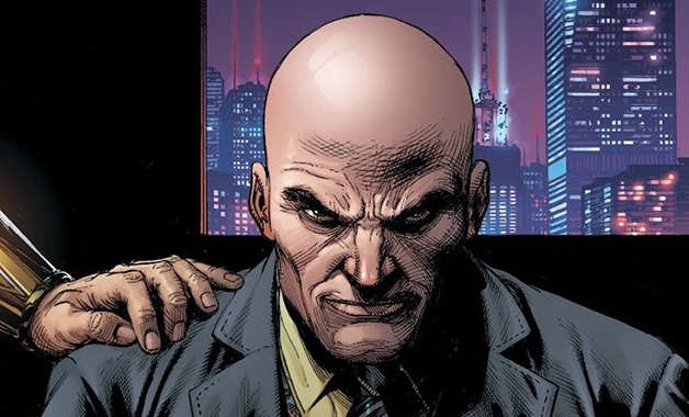 Lex Luthor To Appear on CW Supergirl Series